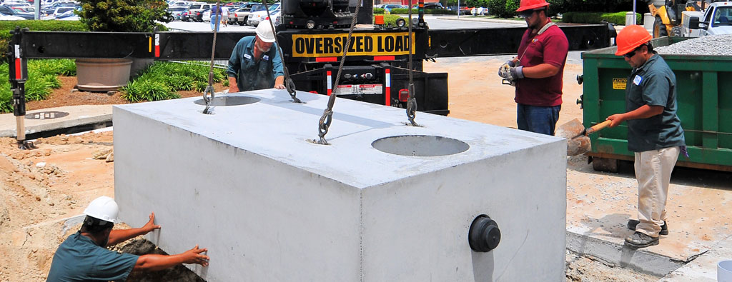 grease trap or grease interceptor