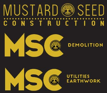 construction, demolition, earthwork company