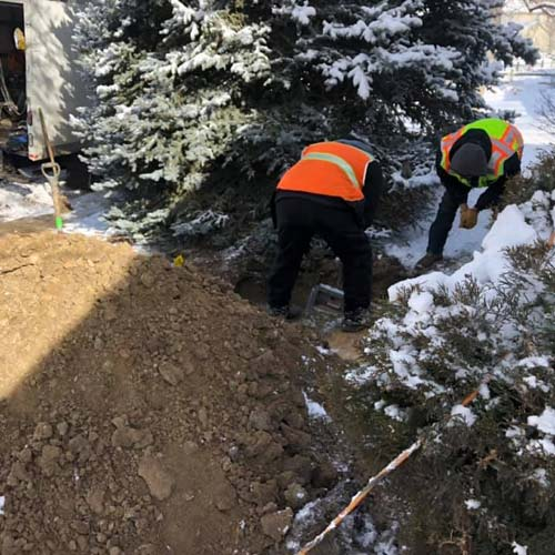 trenchless sewer line repair in my area