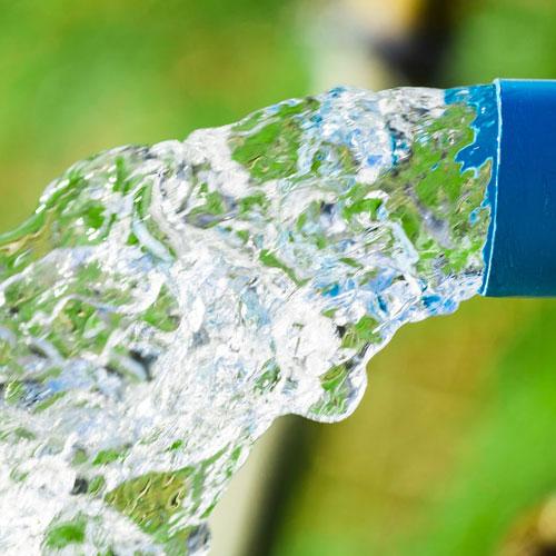 water line repair cost