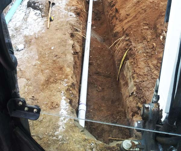 repair burst pipe repair near me