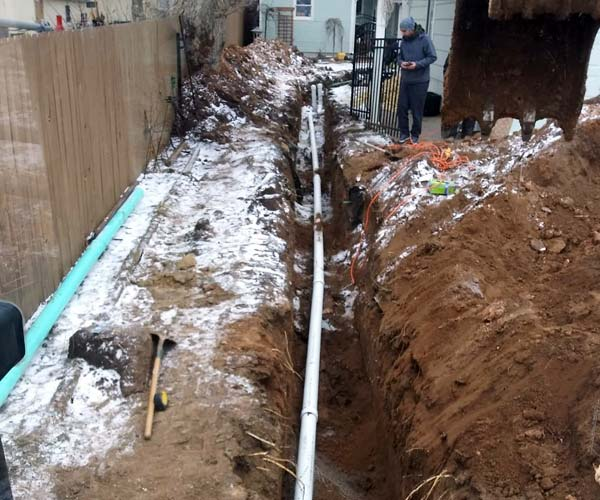 cost of trenchless sewer line repair companies in denver