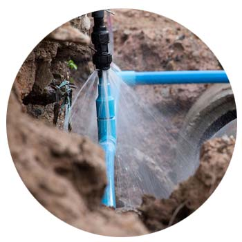 water line repair near me