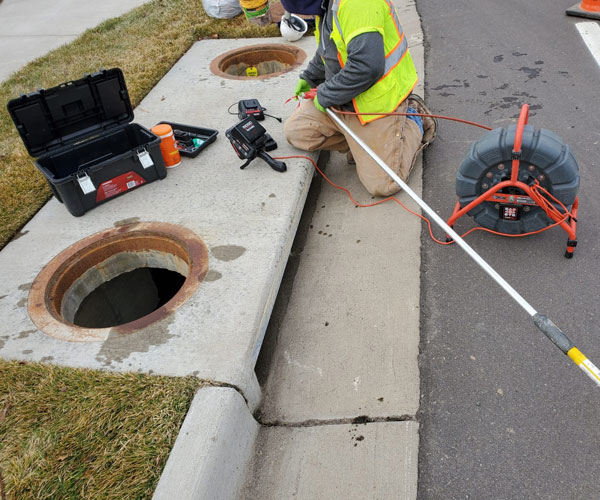 What is a sewer scope inspection