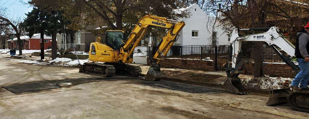 trenchless water line replacement near me